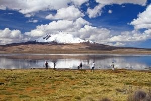 Nationalpark Lauca, Chile