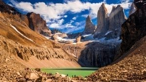 Torres del Paine Nationalpark Chile