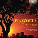 CD-Cover Piazzolla Café 1930
